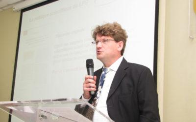 1ere Conférence du LFG