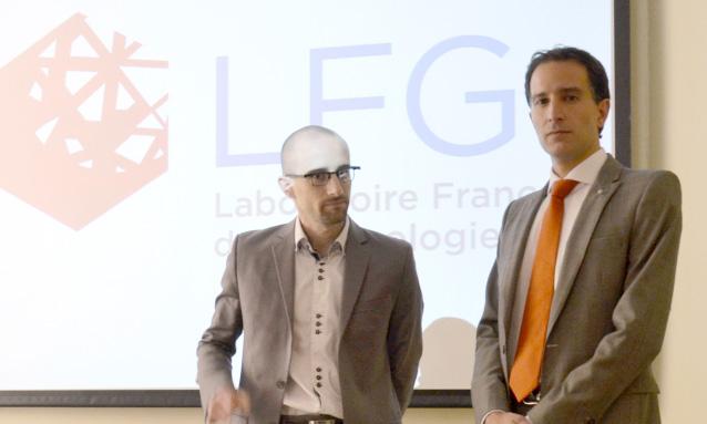 8ème conférence du LFG