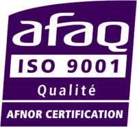Le Laboratoire Français de Gemmologie certifié ISO 9001