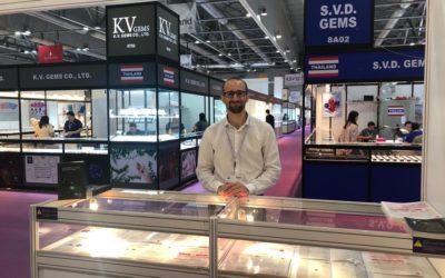Première participation du LFG au salon international de Hong Kong
